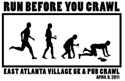 East Atlanta Run Before You Crawl 2011