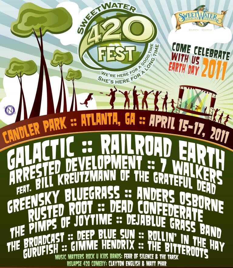 Sweetwater 420 Fest 2011