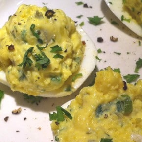 BrickTop's in Buckhead: As American as Deviled Eggs