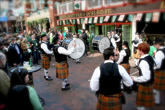 Feeling Lucky in Atlanta – St. Patrick's Day Events