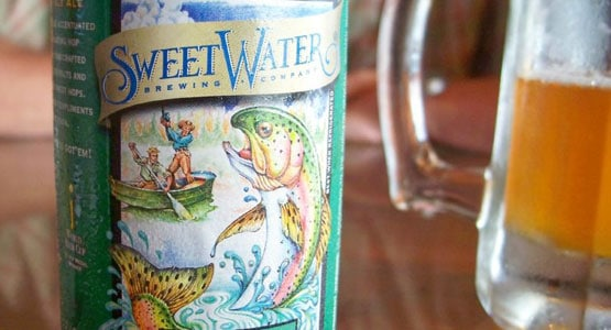 Spring Time Is Perfect for a SweetWater Brewery Visit
