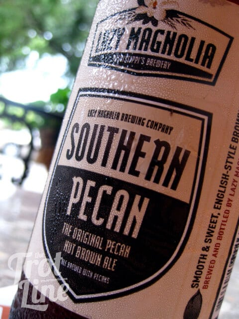 Southern Brews: Lazy Magnolia's Southern Pecan Nut Brown Ale