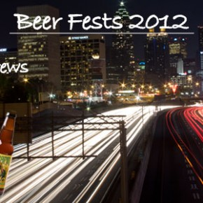 Summer 2012 Beer Festivals in Atlanta