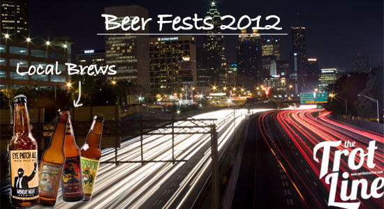 Summer 2012 Beer Fest in Atlanta, GA