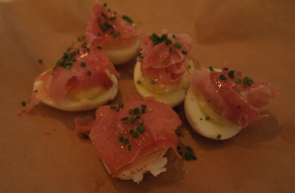 JCT Kitchen's Deviled Eggs