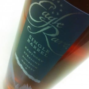 Eagle Rare 10 Year Single Barrel Kentucky Bourbon Whiskey