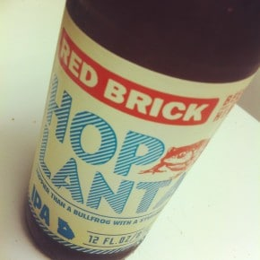red brick brewing company - Hoplanta