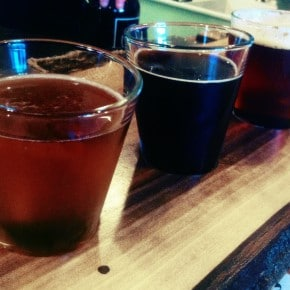 Moondog Growlers – 2 Flights and 1 Jug Later