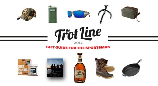 Holiday Gift Guide: For The Sportsman