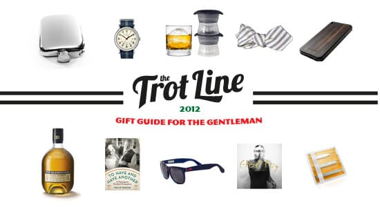 Holiday Gift Guide: For The Gentleman