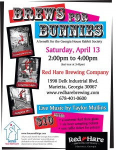 Red Hare Brewing Co Fundraiser