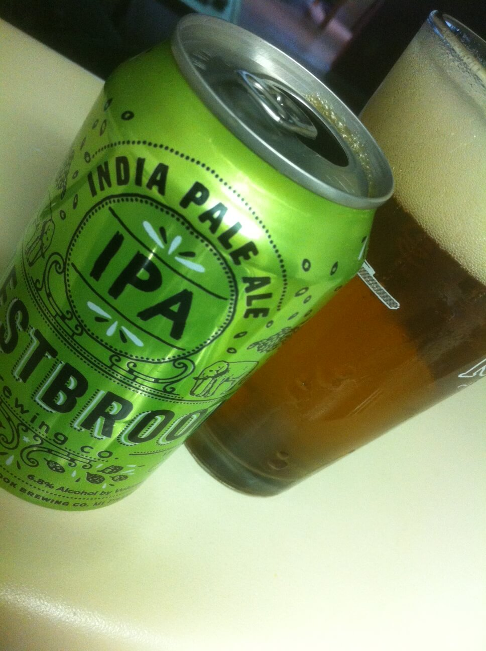 Well Done S. Carolina – IPA by Westbrook Brewing Co