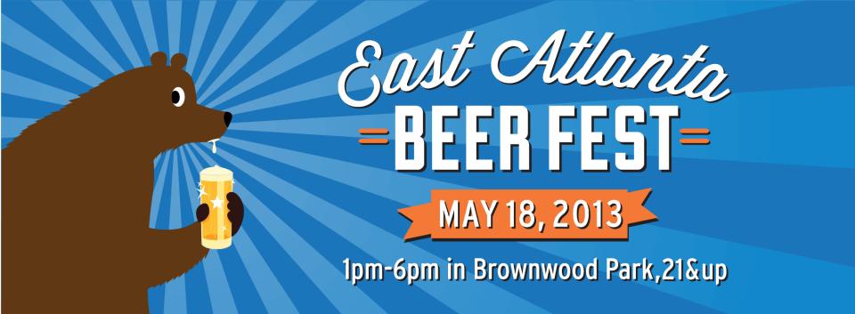 East Atlanta Beer Festival 2013