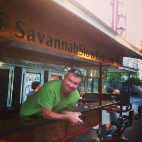 Savannah Slow Ride