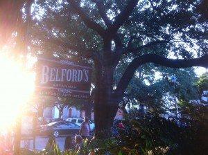 Belford's Savannah, GA