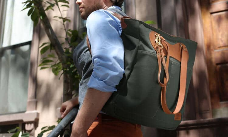 Fashion Debate: The two+seven Girls Talk Travel Bags For Him