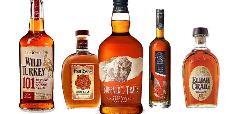 Affordable Sipping Bourbons