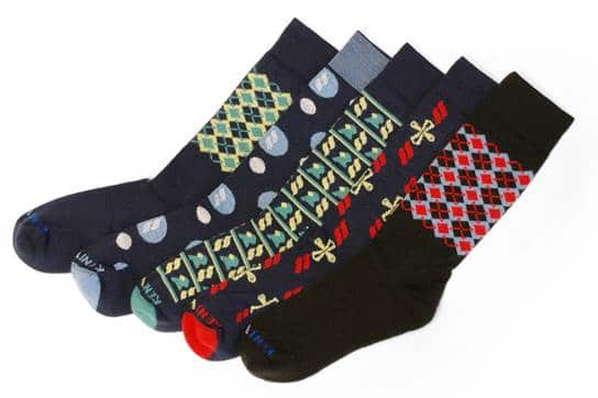 Crazy Comfortable Socks by Kentwool