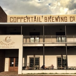 Start Your Tampa Brewery Tour at Coppertail Brewing Co