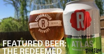 #SetBeerFree with Atlas IPA from Reformation Brewery