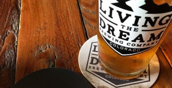 """Empty Trophy Case IPA"" by Living the Dream Brewing Co"