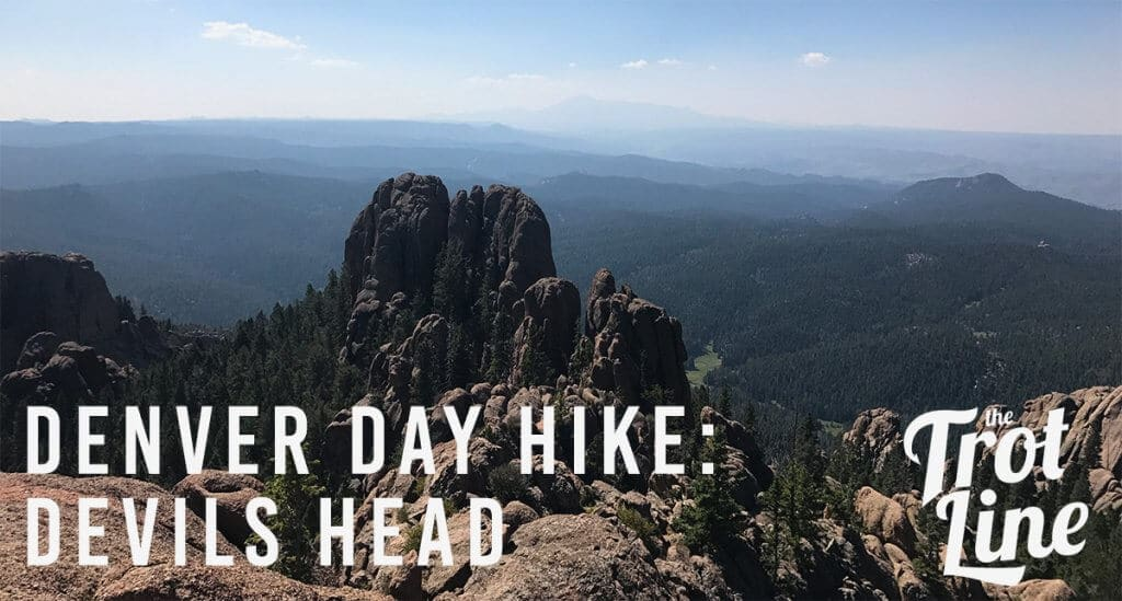 Devils Head - Pike National Forest - Near Denver, Colorado