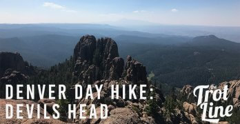 Day Trip to Devils Head Fire Lookout Hike
