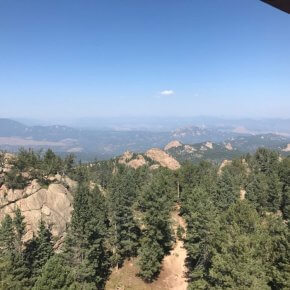 360 Views from Devils Head Fire Tower