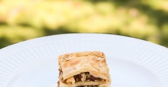 Baklava Reimagined: Gooey, Sweet, and Southern