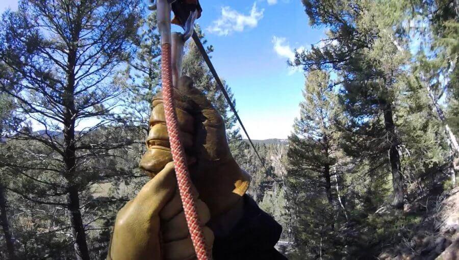 Denver Zip Lining