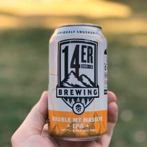 Big, Bold, and Fun: 14er Brewing Double Mt Massive IPA