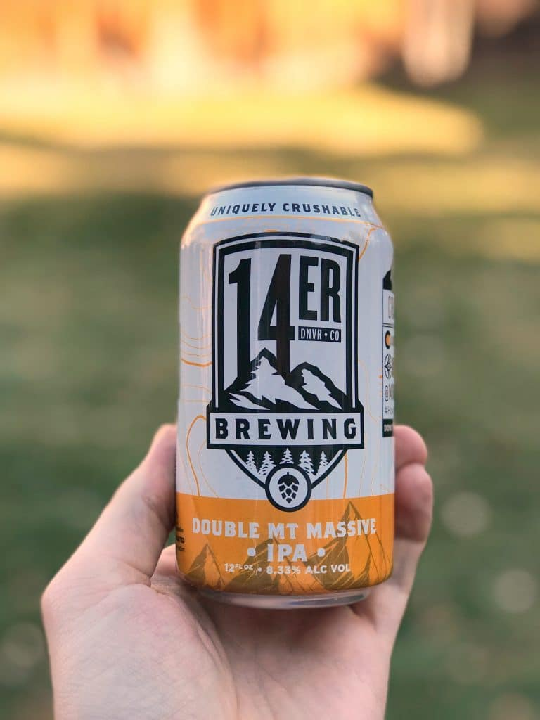 14er Double Mt Massive IPA - DIPA