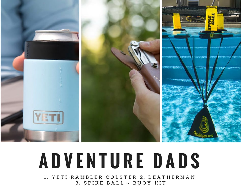 Adventure Dad Gifts 2018